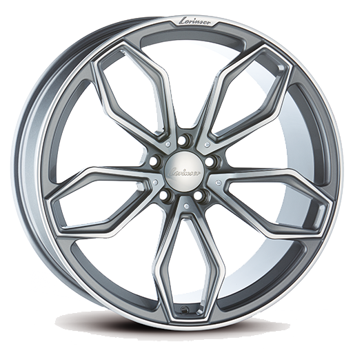 Lorinser RS11 Himalaya grau, poliert