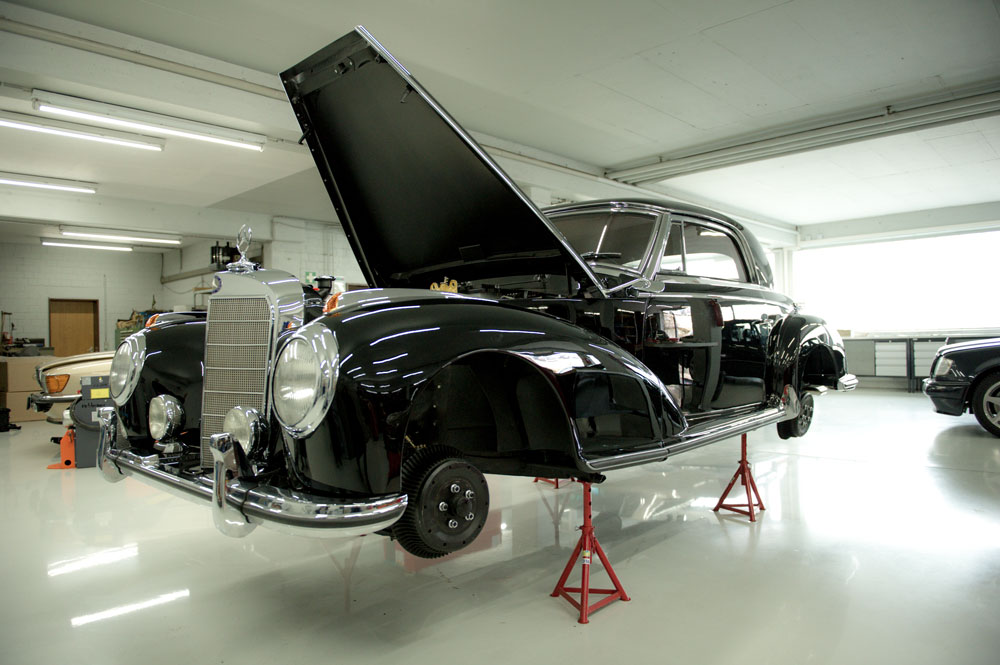 Mercedes-Benz zabytkowe